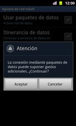 Samsung I8160 Galaxy Ace II - Internet - Configurar Internet - Paso 7