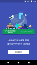 Sony Xperia XZ1 - Aplicaciones - Tienda de aplicaciones - Paso 20