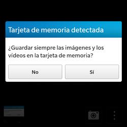 BlackBerry Q5 - Red - Uso de la camára - Paso 5