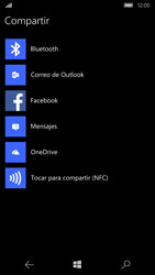 Microsoft Lumia 950 - Connection - Transferir archivos a través de Bluetooth - Paso 9