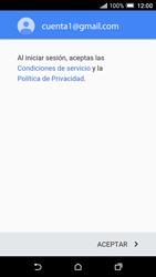 HTC One A9 - E-mail - Configurar Gmail - Paso 14