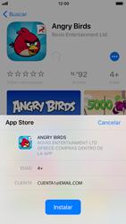 Apple iPhone 6 iOS 11 - Aplicaciones - Descargar aplicaciones - Paso 13