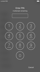 Apple iPhone 6s iOS 10 - Primeros pasos - Activar el equipo - Paso 4