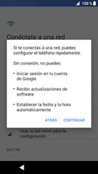 Sony Xperia XZ1 - Primeros pasos - Activar el equipo - Paso 9
