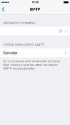 Apple iPhone 5s - E-mail - Configurar correo electrónico - Paso 20