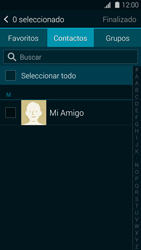 Samsung G900F Galaxy S5 - E-mail - Escribir y enviar un correo electrónico - Paso 6