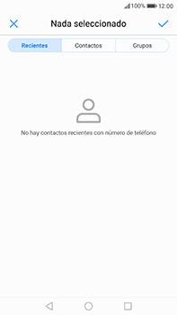 Huawei P10 Plus - MMS - Escribir y enviar un mensaje multimedia - Paso 5