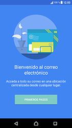 Sony Xperia XZ1 - E-mail - Configurar Yahoo! - Paso 4