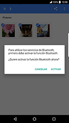 BlackBerry DTEK 50 - Connection - Transferir archivos a través de Bluetooth - Paso 12