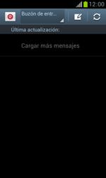 Samsung S7560 Galaxy Trend - E-mail - Configurar correo electrónico - Paso 19