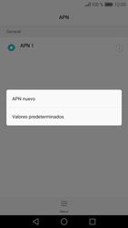 Huawei P9 - MMS - Configurar el equipo para mensajes multimedia - Paso 8