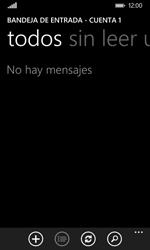 Nokia Lumia 635 - E-mail - Escribir y enviar un correo electrónico - Paso 15