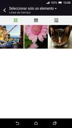 HTC One A9 - MMS - Escribir y enviar un mensaje multimedia - Paso 17