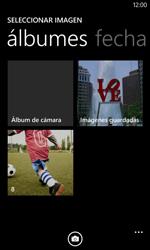Nokia Lumia 520 - MMS - Escribir y enviar un mensaje multimedia - Paso 10