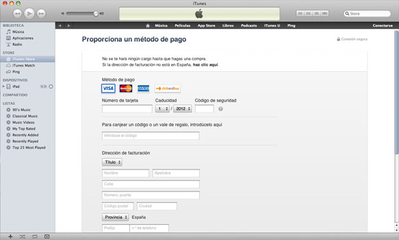 Apple iPad 2 - Aplicaciones - Tienda de aplicaciones - Paso 12