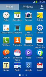 Samsung S7580 Galaxy Trend Plus - Connection - Transferir archivos a través de Bluetooth - Paso 3