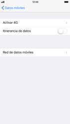 Apple iPhone 6s iOS 11 - MMS - Configurar el equipo para mensajes multimedia - Paso 5