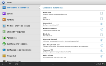 Samsung P7500 Galaxy Tab 10-1 - Connection - Conectar dispositivos a través de Bluetooth - Paso 4
