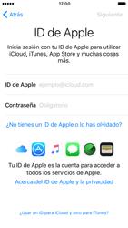 Apple iPhone 6s iOS 10 - Primeros pasos - Activar el equipo - Paso 17
