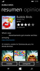 Microsoft Lumia 640 - Aplicaciones - Tienda de aplicaciones - Paso 21