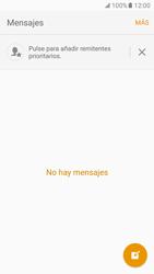 Samsung Galaxy S7 - MMS - Escribir y enviar un mensaje multimedia - Paso 4