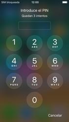 Apple iPhone SE - iOS 11 - Internet - Configurar Internet - Paso 16