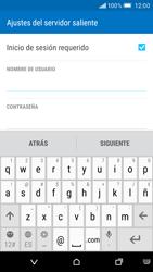 HTC One M9 - E-mail - Configurar correo electrónico - Paso 12