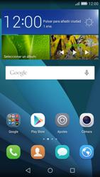 Huawei P8 Lite - Connection - Conectar dispositivos a través de Bluetooth - Paso 1
