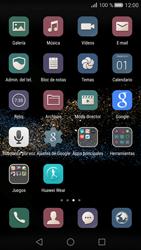 Huawei P8 - E-mail - Configurar Outlook.com - Paso 3