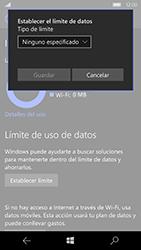 Microsoft Lumia 950 - Internet - Ver uso de datos - Paso 7