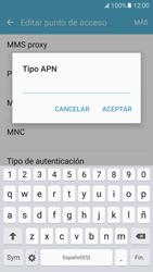Samsung Galaxy S7 - Internet - Configurar Internet - Paso 13