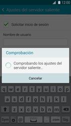 Samsung G900F Galaxy S5 - E-mail - Configurar correo electrónico - Paso 15