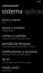Nokia Lumia 635 - E-mail - Configurar correo electrónico - Paso 4