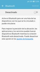 Samsung Galaxy S7 Edge - Connection - Conectar dispositivos a través de Bluetooth - Paso 5