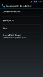BQ Aquaris 5 HD - Internet - Activar o desactivar la conexión de datos - Paso 6