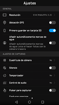 Huawei P10 Plus - Red - Uso de la camára - Paso 8