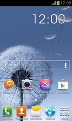 Samsung S7560 Galaxy Trend - Aplicaciones - Descargar aplicaciones - Paso 1