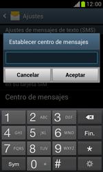 Samsung S7560 Galaxy Trend - MMS - Configurar el equipo para mensajes de texto - Paso 7