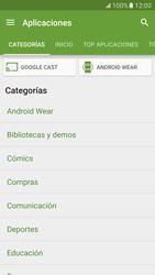 Samsung Galaxy S7 - Aplicaciones - Descargar aplicaciones - Paso 6