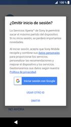 Sony Xperia XZ1 - Primeros pasos - Activar el equipo - Paso 15