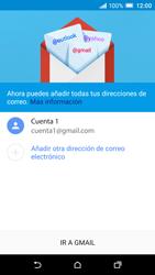 HTC One A9 - E-mail - Configurar Gmail - Paso 16