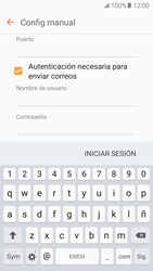 Samsung Galaxy S7 - E-mail - Configurar correo electrónico - Paso 13