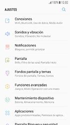 Samsung Galaxy J5 (2017) - WiFi - Conectarse a una red WiFi - Paso 4