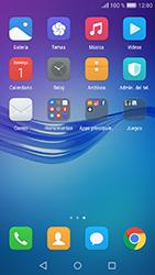 Huawei Y6 (2017) - E-mail - Configurar Yahoo! - Paso 3