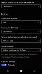 Microsoft Lumia 950 - Red - Uso de la camára - Paso 8