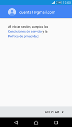 Sony D2203 Xperia E3 - E-mail - Configurar Gmail - Paso 11
