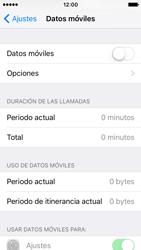 Apple iPhone SE - Internet - Activar o desactivar la conexión de datos - Paso 5