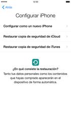 Apple iPhone 6 Plus iOS 8 - Primeros pasos - Activar el equipo - Paso 12