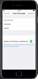 Apple iPhone SE - iOS 11 - Aplicaciones - Tienda de aplicaciones - Paso 9