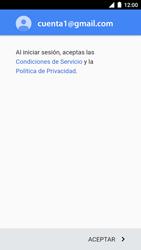 BQ Aquaris U - E-mail - Configurar Gmail - Paso 12